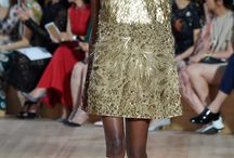 Fall 2015 couture selection / fashion and embellishment / by Eline .lc