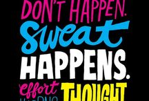 Fitness / by Cindy-Lou Gibson