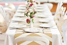 Party decor / by Rebecca Loewke Interiors