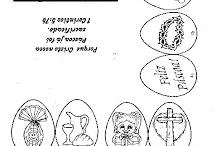 PÁSCOA( EASTER) / LIÇÕES BÍBLICAS, VISUAIS, ARTESANATO, ATIVIDADES, LEMBRANCINHAS, DECORAÇÃO DE IGREJA SOBRE A PÁSCOA OU EASTER
