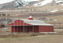 Premium Classic Barn