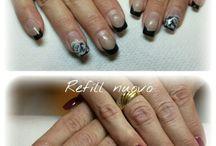 Nail art che passione! / I miei lavori di decorazione unghie in gel e tante nail art spassose!