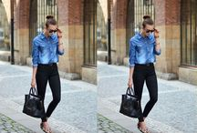 Look com camisa jeans - como usar