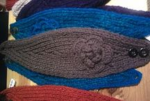 Knit  --  Headbands / by Susan Hodges