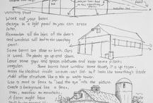Drawing builduings