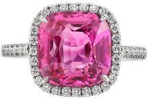Pink Sapphire Mood Board