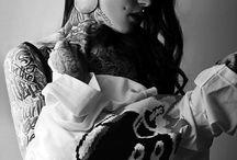 • BODMODS | Model . Monami Frost