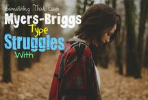 My Myers-Briggs personality type