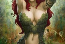 Redhead Cosplay