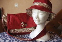 chapeaux et sac
