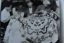 quilters from a bygone era