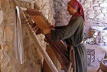 życie wioski w Galilei w czasach Jezusa.
