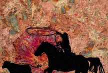Let there be Cowgirls / Everything horse :) / by Shannon Stovall