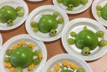 Fun foods for kids / Fun ways to make food for kids