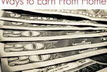Money saving ideas / by Ashley Hudson