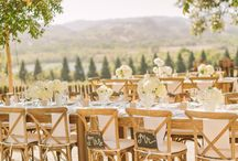 Vineyard Wedding Design