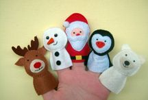 Ujjbáb - Finger puppets
