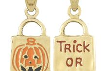 Halloween Beads & Charms / Decorate your wrists with the most fashionable Halloween Charms and Beads from Classic Charms! / by Classic Charms