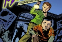 Max Finder Mystery / Solving mysteries in Owl Magazine since 2003. You-solve-it comic mysteries for Middle Grade readers. http://liamodonnell.com/max-finder-mystery