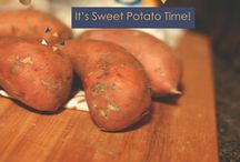 Dinner for Two - Sweet Potatoes / by {living outside the stacks}