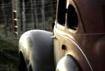 Oldtimer • alte Autos / by Gismo Schneider