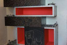 ARTISTE DE L'INTERIEUR / Diverses images des décorations d'intérieur que j'ai réalisées.