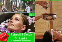 Refresh & Detox in Sri Lanka