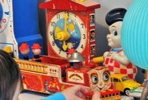 Vintage Toys / by Kathy Bernsen
