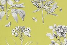 Wallpaper and Wall treatments