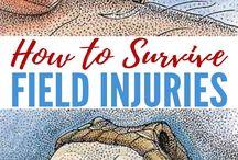 Outdoor injuries - KIT