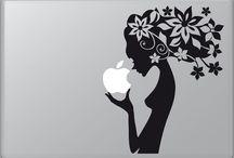 Muses | MacBook / MacBook stickers | find us on https://www.etsy.com/it/shop/PasteITsticker