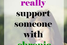 Chronic Illness Support / Chronic illness support and treatment ideas | help for those with Lyme Disease | Lyme Disease symptoms and treatment | Fibromyalgia | Chronic pain relief | Chronic Fatigue Syndrome | Lupus | Multiple Sclerosis | Hashimoto's | Rheumatoid Arthritis | Christian chronic illness support