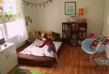 Will's Big Boy Room / by Lisa Rice