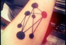 FF tattoo