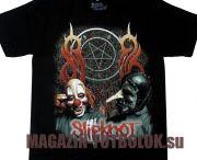 Футболки Slipknot / Металл футболки Slipknot