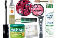 Cosmetici consigliati
