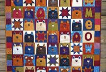 QUILT PICTURES / by Vicky Stafford
