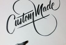 Fonts and Calligraphy