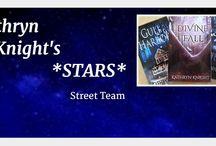 Kathryn Knight's Stars Street Team / A Street Team for Romance Author Kathryn Knight