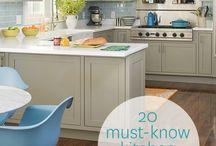 Kitchen Peninsula Ideas