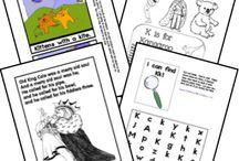 Alphabet Letter K / Activities for alphabet letter K for preschool