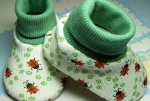 Baby Shoes Diy