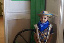 Cowboy Roundup! / by Linda O'Brien