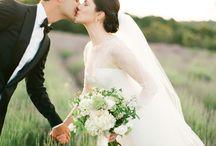 {Light as Air Wedding.}
