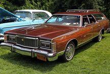 autos usa 1940-1970