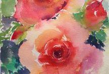 Inspire Watercolor Florals