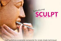 Solare Sculpt / With Universal, Self-Polishing, Sculptable composite from GC. For more info click: http://www.gcindiadental.com/products/composite-restoratives/sculpt/