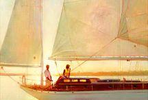 i will be a Sea Gypsy one day soon. / by Robin Hain