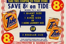 Vintage Coupons