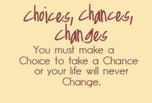 tu decisión de vida es...
